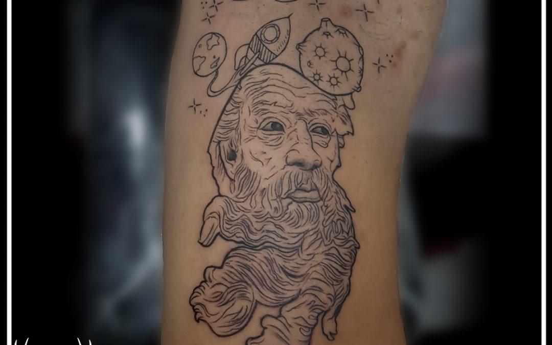 God Tattoo | Custom Tattoo Design Male| Best Tattoo Artist
